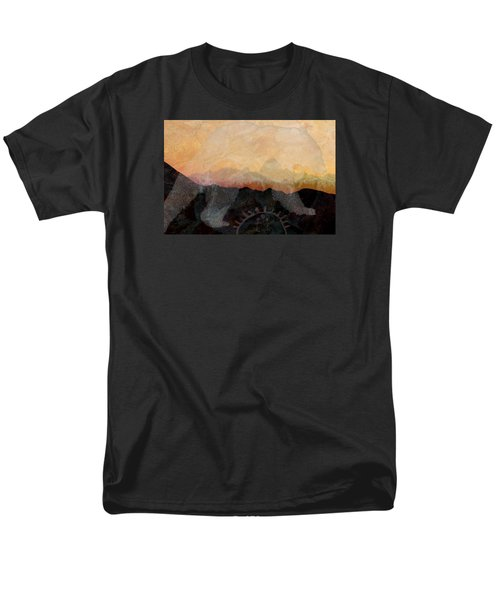 Spirit Bear # 6 Men's T-Shirt  (Regular Fit) by Ed Hall