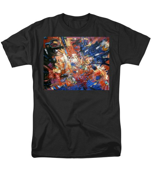 Men's T-Shirt  (Regular Fit) featuring the painting Spirit by Gary Coleman