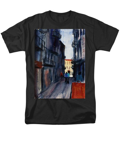 spofford Street5 Men's T-Shirt  (Regular Fit) by Tom Simmons