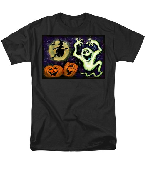 Spooky Men's T-Shirt  (Regular Fit) by Kevin Middleton