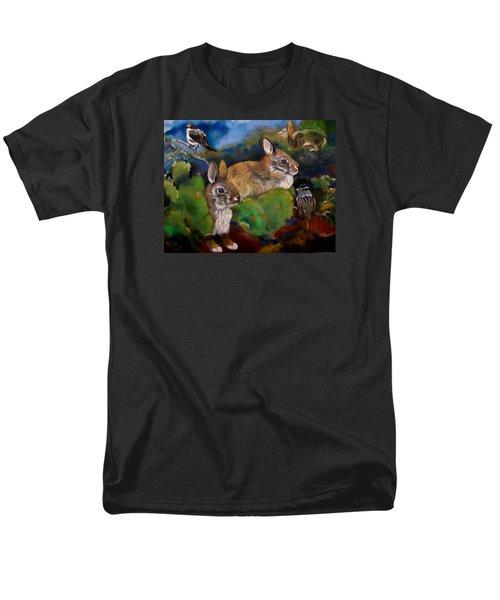 Spring Break Men's T-Shirt  (Regular Fit) by Marika Evanson