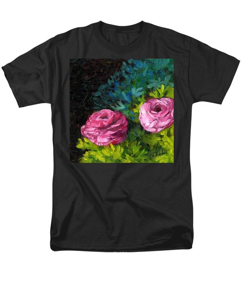 Spring Dewdrops Men's T-Shirt  (Regular Fit)