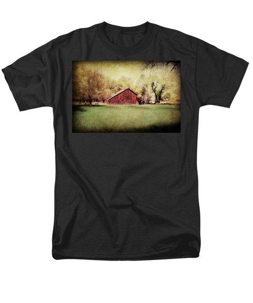Spring In Nebraska Men's T-Shirt  (Regular Fit)