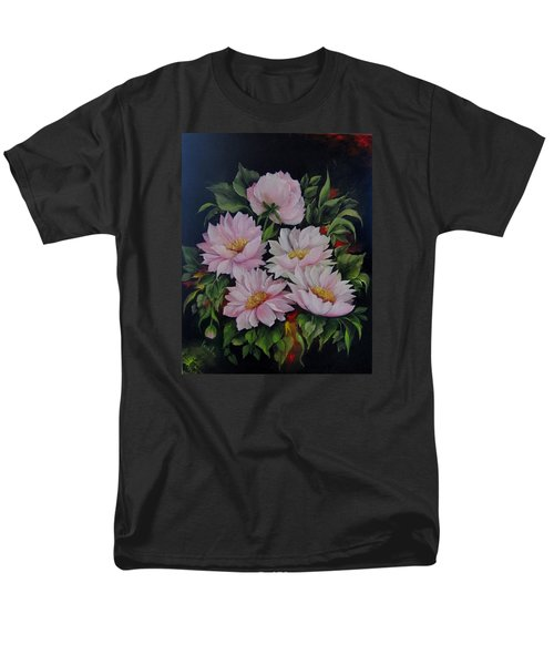 Spring Messangers Men's T-Shirt  (Regular Fit) by Katia Aho
