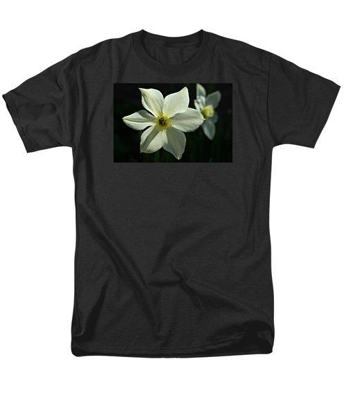 Spring Perennial Men's T-Shirt  (Regular Fit) by Barbara S Nickerson