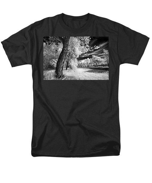 Men's T-Shirt  (Regular Fit) featuring the photograph Spring Sky by Dan Jurak