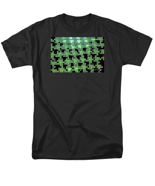 Men's T-Shirt  (Regular Fit) featuring the photograph Squares by Juls Adams
