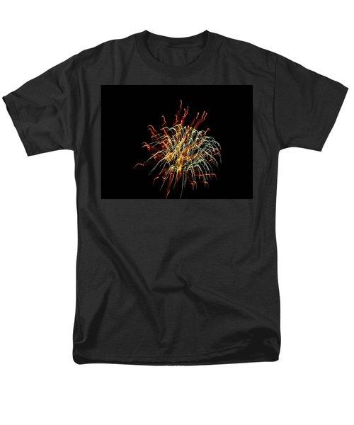 Squiggles 02 Men's T-Shirt  (Regular Fit) by Pamela Critchlow