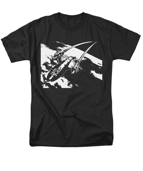 Sr-71 Flying High Men's T-Shirt  (Regular Fit)