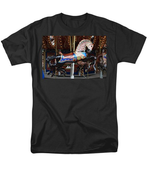 Men's T-Shirt  (Regular Fit) featuring the photograph Stallion by Rob Hans