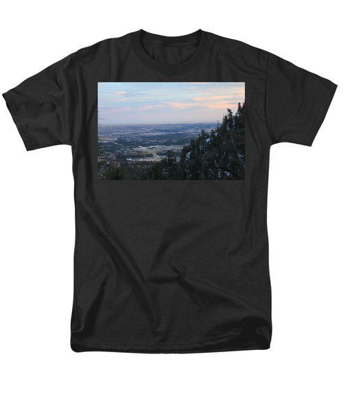 Stanley Canyon View Men's T-Shirt  (Regular Fit) by Christin Brodie