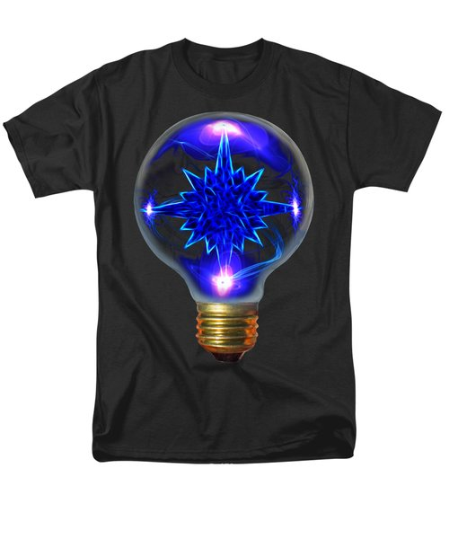 Men's T-Shirt  (Regular Fit) featuring the photograph Star Bright by Shane Bechler