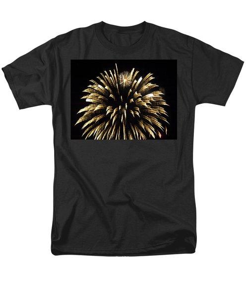 Men's T-Shirt  (Regular Fit) featuring the photograph Star Flower by Tara Lynn