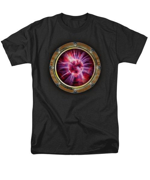 Star Gateways By Pierre Blanchard Men's T-Shirt  (Regular Fit) by Pierre Blanchard