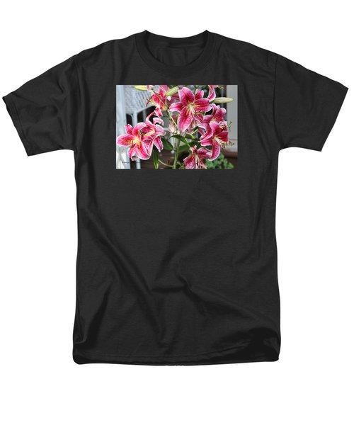 Stargazer Men's T-Shirt  (Regular Fit) by Denise Romano