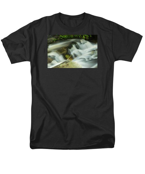 Stickney Brook Flowing Men's T-Shirt  (Regular Fit) by Tom Singleton