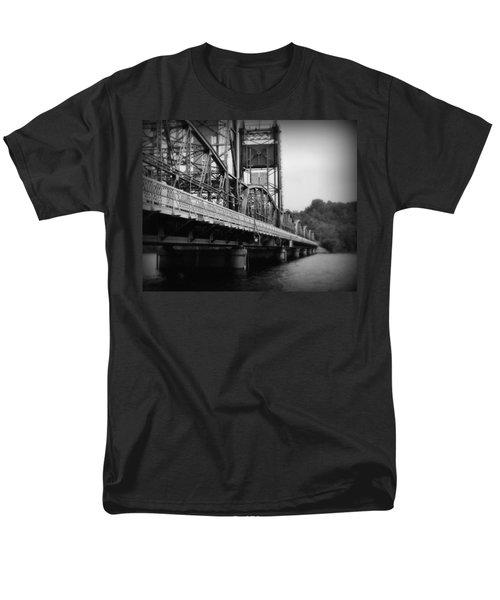 Stillwater Bridge  Men's T-Shirt  (Regular Fit) by Perry Webster
