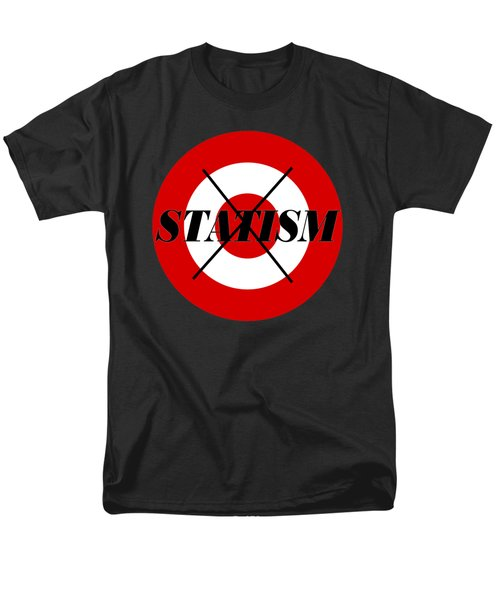 Stop Statism Men's T-Shirt  (Regular Fit) by  Newwwman