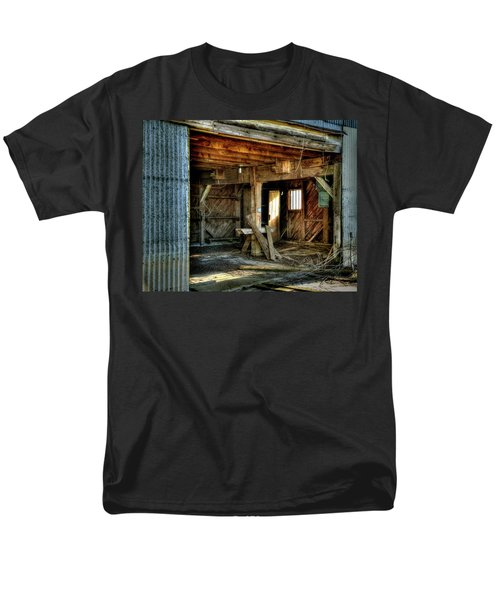 Storied Interior Men's T-Shirt  (Regular Fit) by Jerry Sodorff