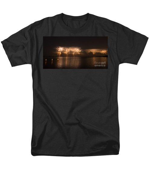 Storm Before Dawn Men's T-Shirt  (Regular Fit) by Quinn Sedam