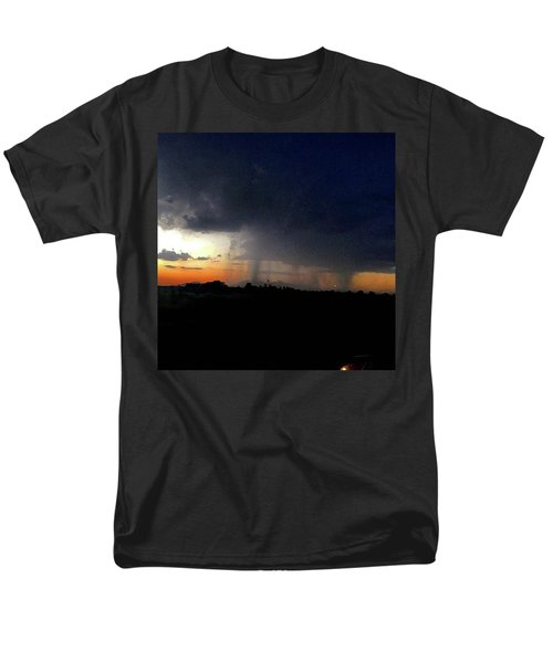 Storm Cloud Men's T-Shirt  (Regular Fit) by Speedy Birdman