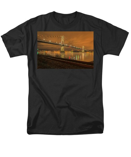 Storm Crossing Men's T-Shirt  (Regular Fit) by Angelo Marcialis