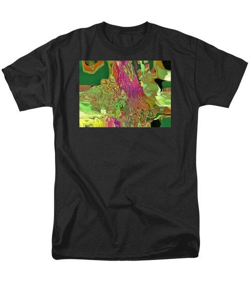 Streaming Saree Men's T-Shirt  (Regular Fit) by Alika Kumar