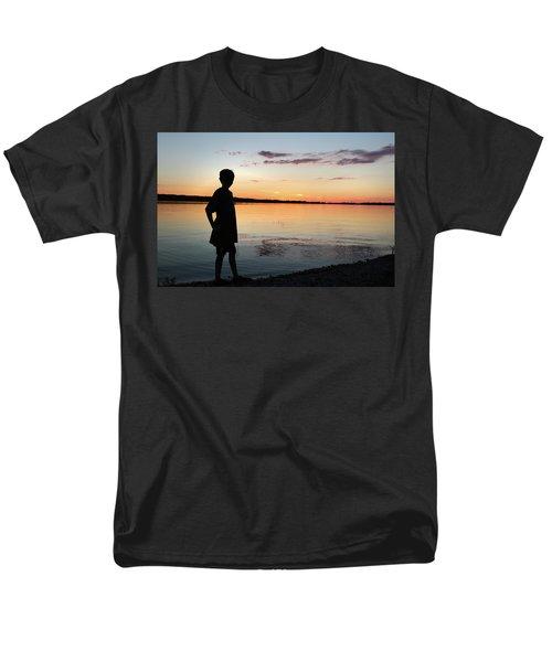 Strength Men's T-Shirt  (Regular Fit) by Kelly Hazel
