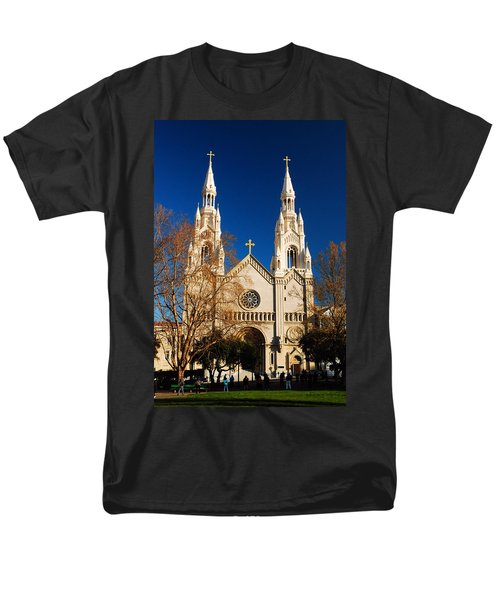 Sts Peter And Paul Men's T-Shirt  (Regular Fit)