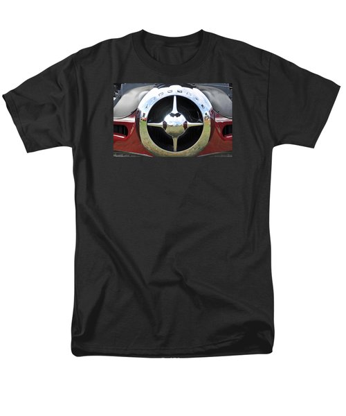 Men's T-Shirt  (Regular Fit) featuring the photograph Studebaker Chrome by Glenn Gordon