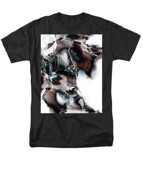 Men's T-Shirt  (Regular Fit) featuring the painting Sublime by Patricia Lintner