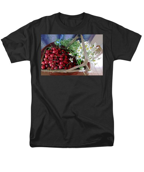 Summer Basket Men's T-Shirt  (Regular Fit) by Vicky Tarcau
