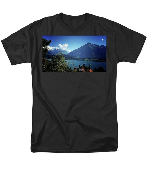 Men's T-Shirt  (Regular Fit) featuring the photograph Summer Day by Mimulux patricia no No