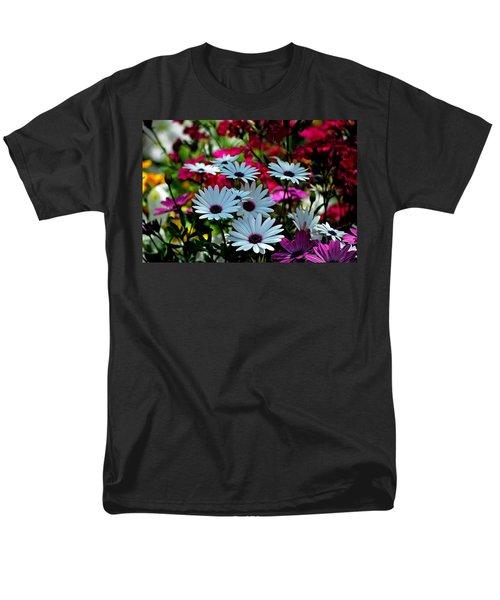 Summer Flowers Men's T-Shirt  (Regular Fit) by Robert Meanor