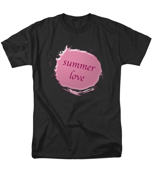Summer Love  Men's T-Shirt  (Regular Fit) by Bill Owen