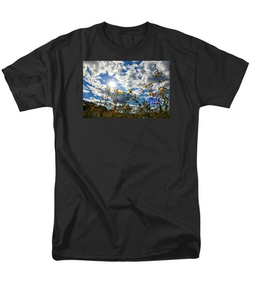 Men's T-Shirt  (Regular Fit) featuring the photograph Summer Scene by Nikki McInnes