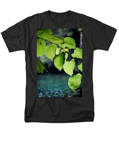 Summer Showers Men's T-Shirt  (Regular Fit) by Robert Meanor