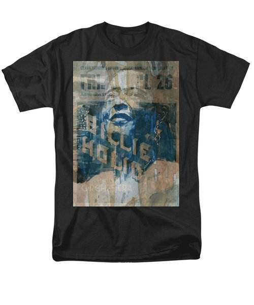 Men's T-Shirt  (Regular Fit) featuring the painting Summertime by Paul Lovering