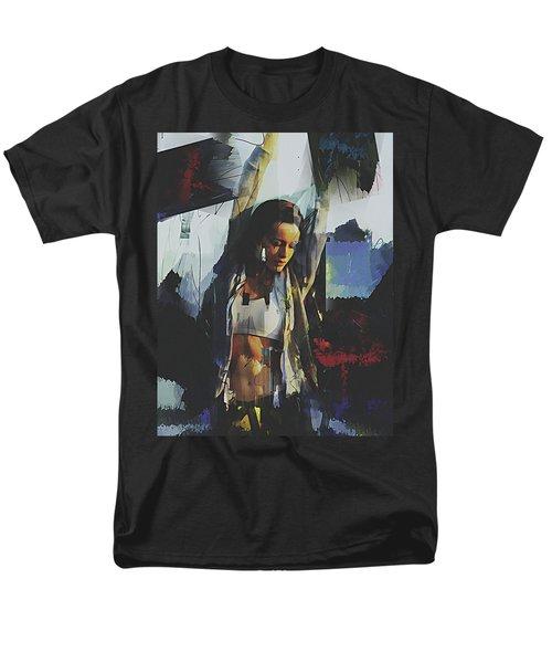 Summit Men's T-Shirt  (Regular Fit) by Galen Valle