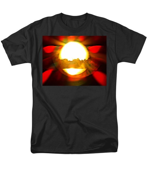 Sun Burst Men's T-Shirt  (Regular Fit) by Eric Dee