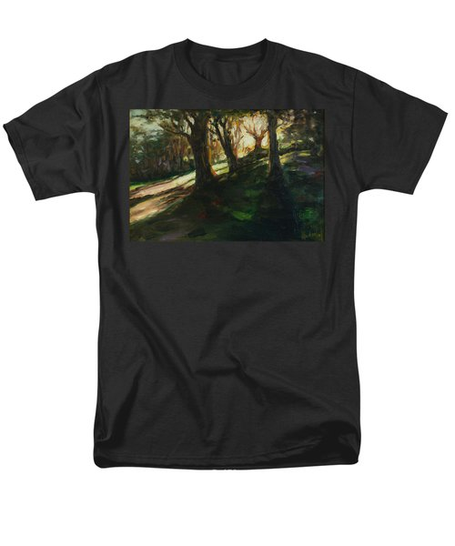 Sun Men's T-Shirt  (Regular Fit) by Rick Nederlof