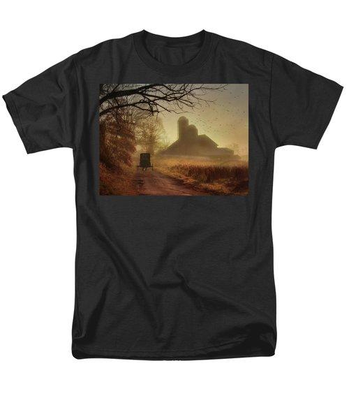 Sunday Morning Men's T-Shirt  (Regular Fit) by Lori Deiter