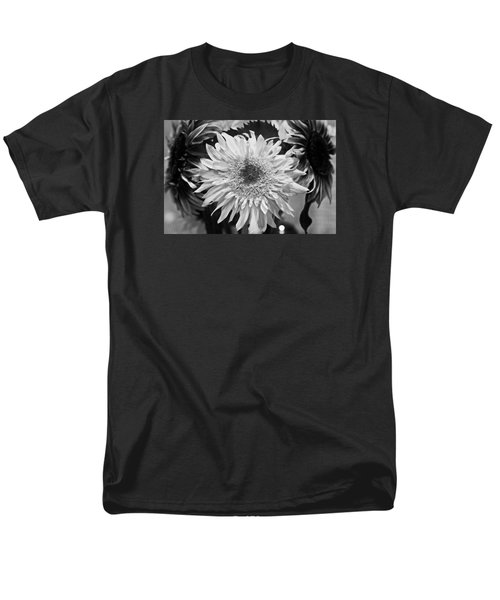 Sunflower 1 Men's T-Shirt  (Regular Fit) by Simone Ochrym