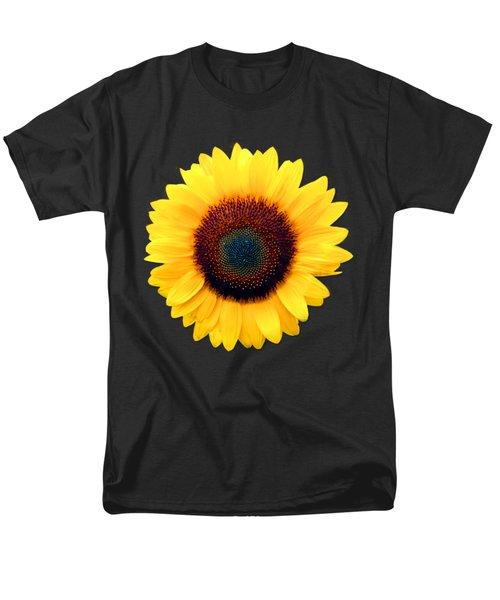 Sunflower Men's T-Shirt  (Regular Fit) by Bob Slitzan