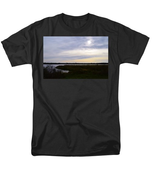 Sunrise At Orange Creek Men's T-Shirt  (Regular Fit) by Warren Thompson