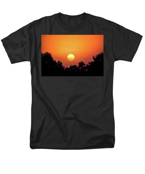 Men's T-Shirt  (Regular Fit) featuring the photograph Sunrise Bliss by Shelby Young