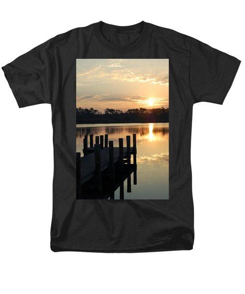 Sunrise In Grayton Beach II Men's T-Shirt  (Regular Fit) by Robert Meanor