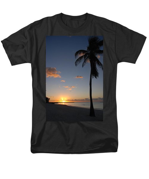 Sunrise In Key West 2 Men's T-Shirt  (Regular Fit) by Susanne Van Hulst