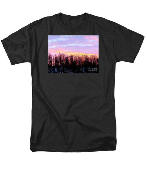Sunrise Over Lake Men's T-Shirt  (Regular Fit) by Craig Walters