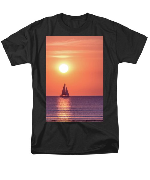 Sunset Dreams Men's T-Shirt  (Regular Fit) by Racheal Christian